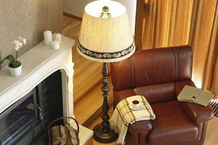 How To Refurbish A Floor Lamp