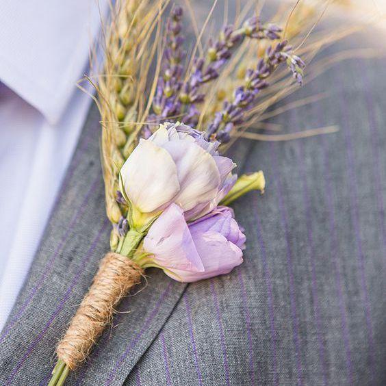 Wheat arrangement