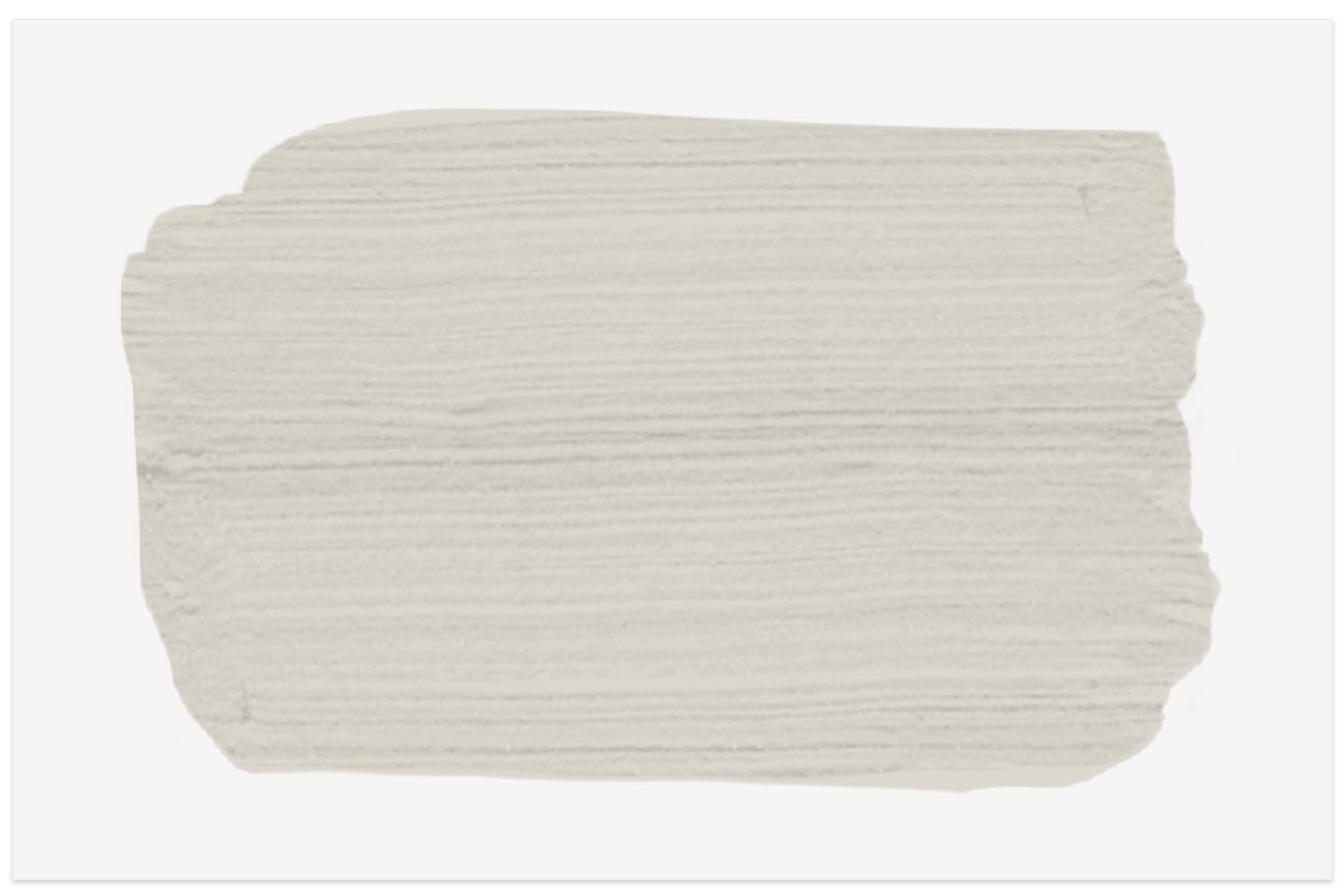 Light Pewter paint swatch from Benjamin Moore