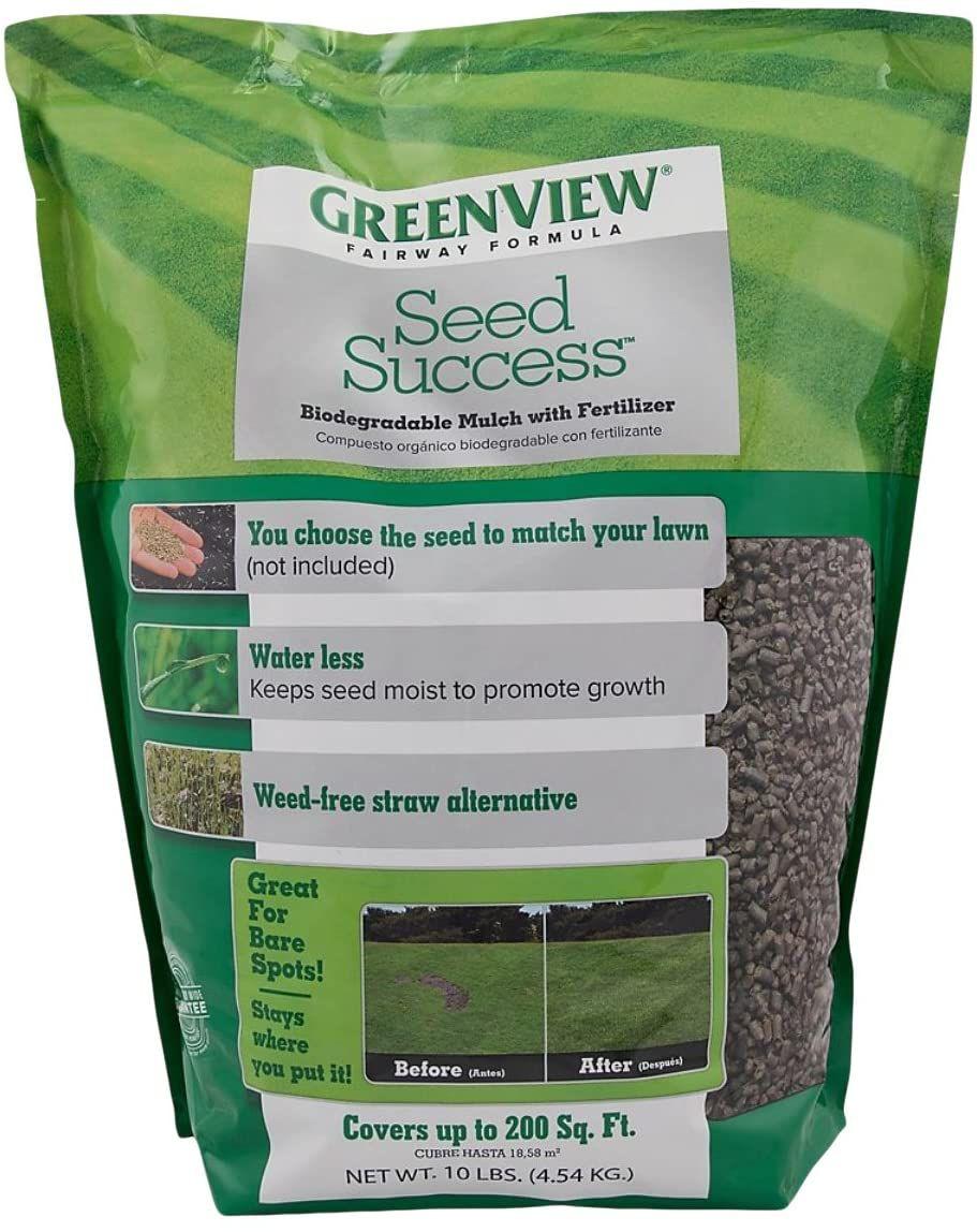 GreenView Fairway Formula Seed Success Mulch