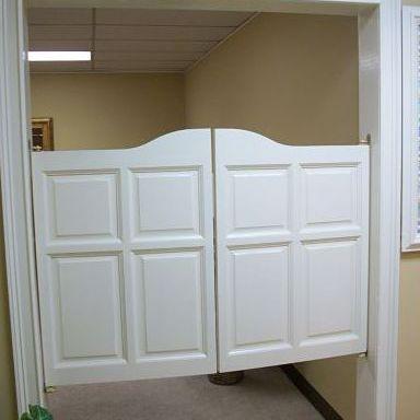 Wide Cafe Doors