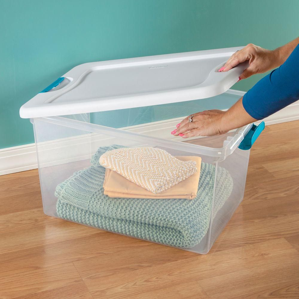 5 Best Plastic Storage Bins Of 2020