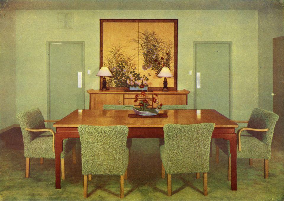 1941 Dining Room
