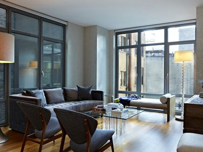 Luxury Living Tour A Posh Tribeca Apartment