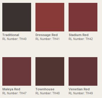 Find Your Color Ralph Lauren Paint Thoroughbred Palette
