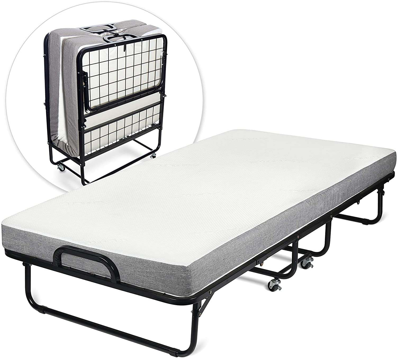 Milliard Premium Folding Rollaway Bed