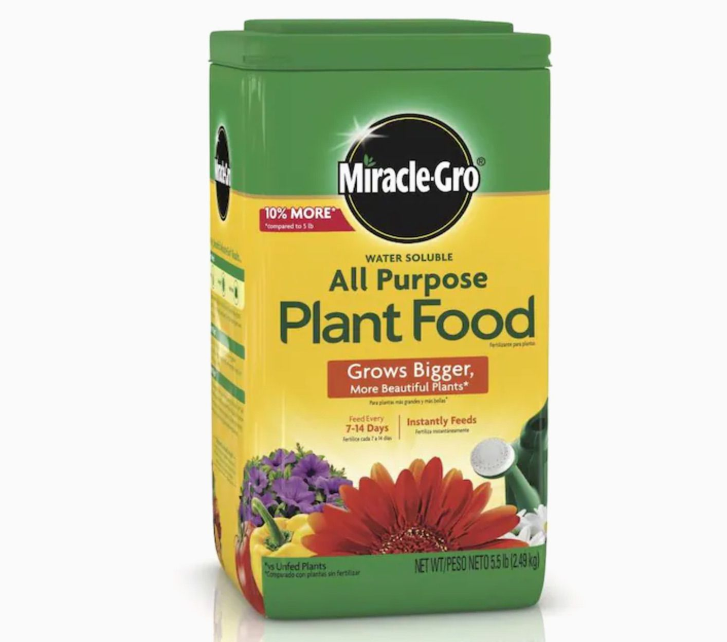 Miracle-Gro Water Soluble 5.5-lb All Purpose Food