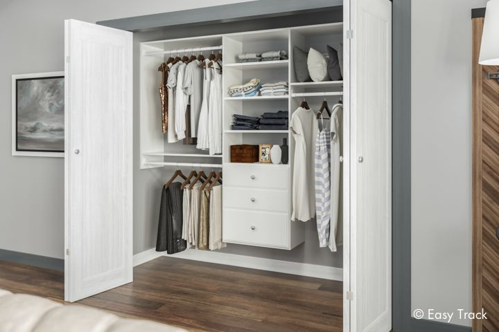 The Top 5 Wardrobe Closet Systems