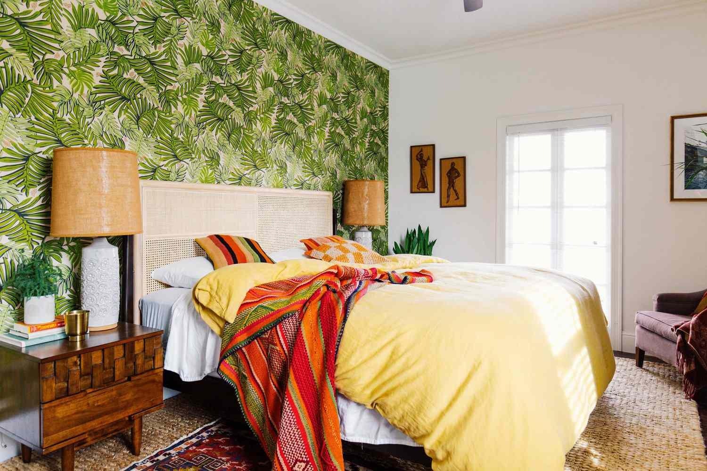 Dabito bedroom