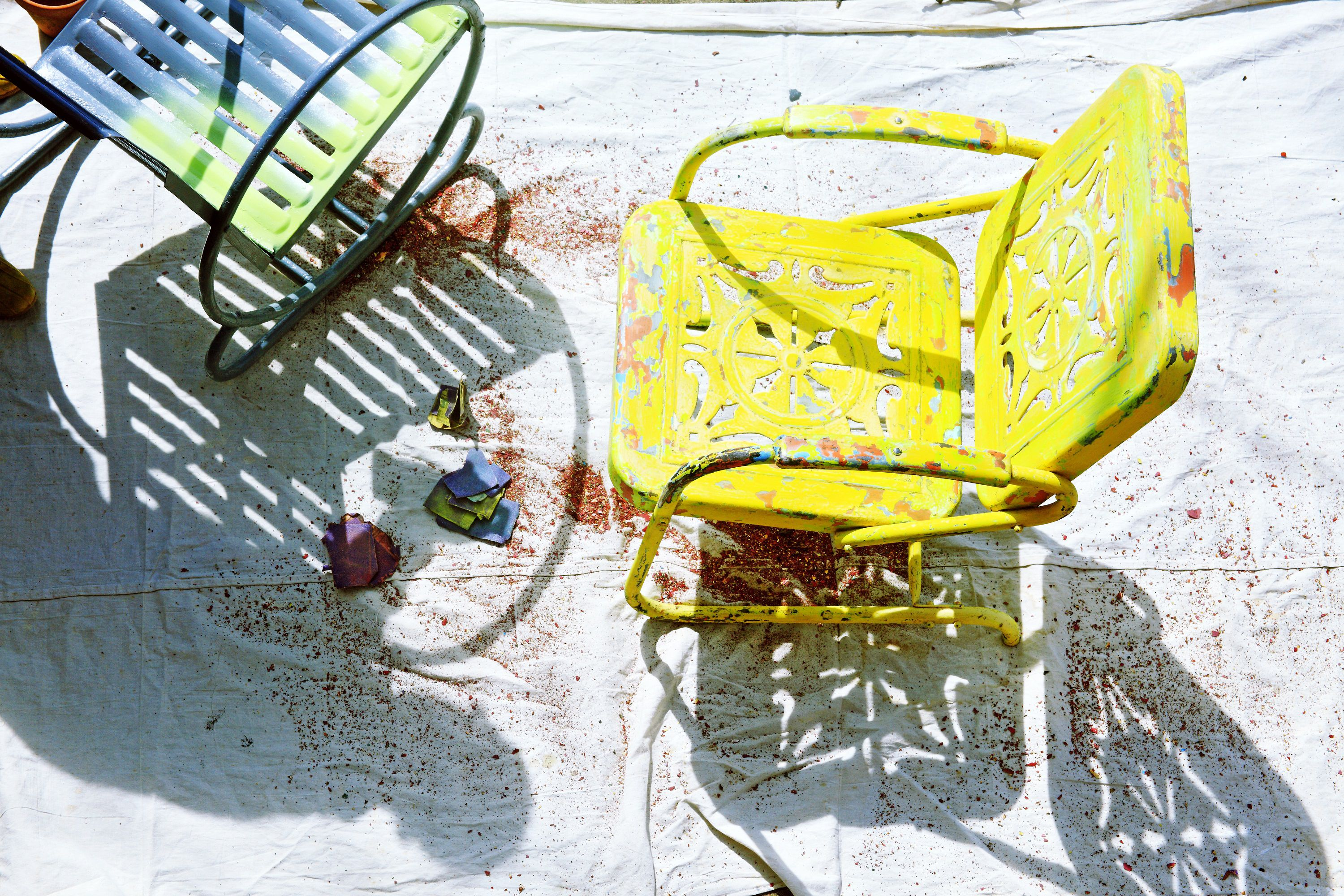 Removing Stains - Cleaning Brick Patios and Walls