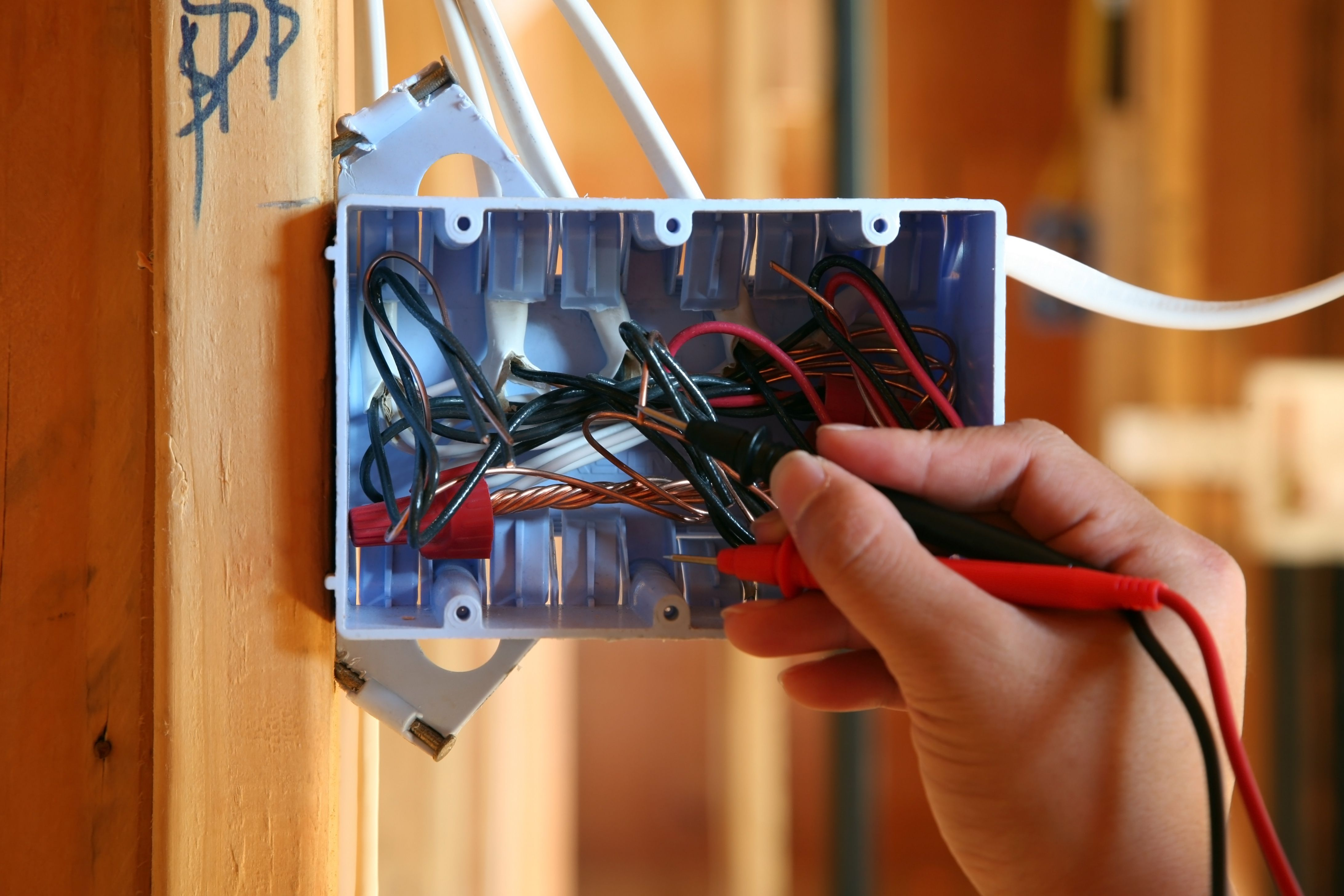 Receptacle Boxes And Cable Installation Codes Wiring A House