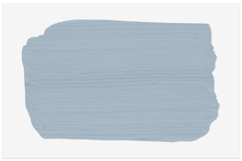 Sherwin-Williams Windy Blue paint swatch