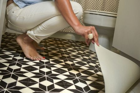 Pros And Cons Of Resilient Vinyl Flooring - Rugs safe for vinyl flooring