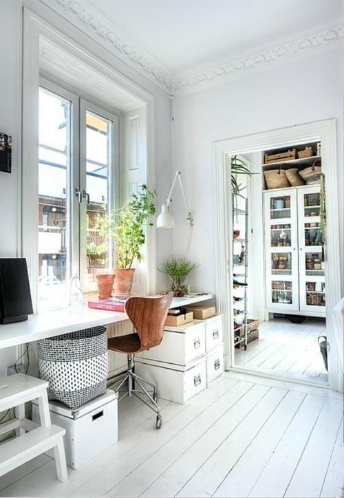 6 maneras de crear un refugio relajante en sus habitaciones menos relajantes