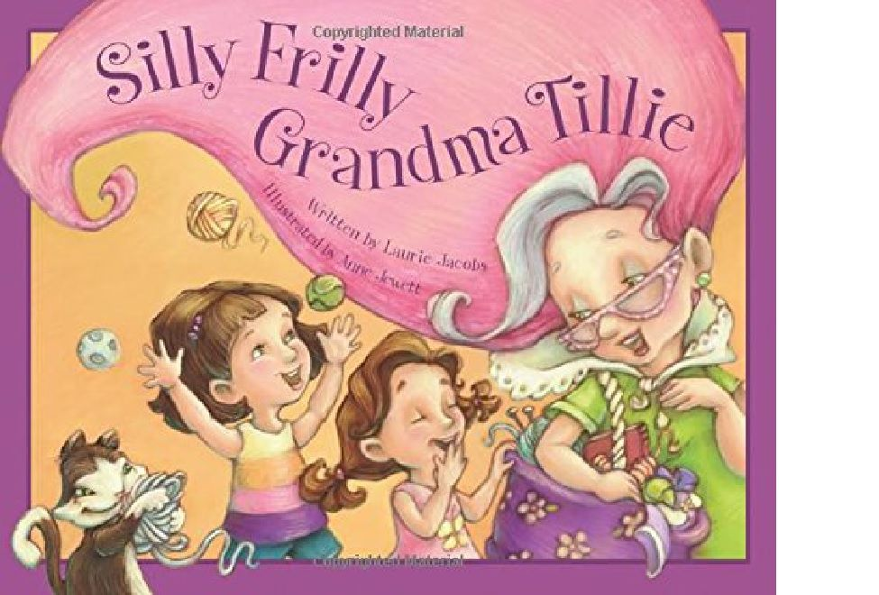 kid's book about grandmother