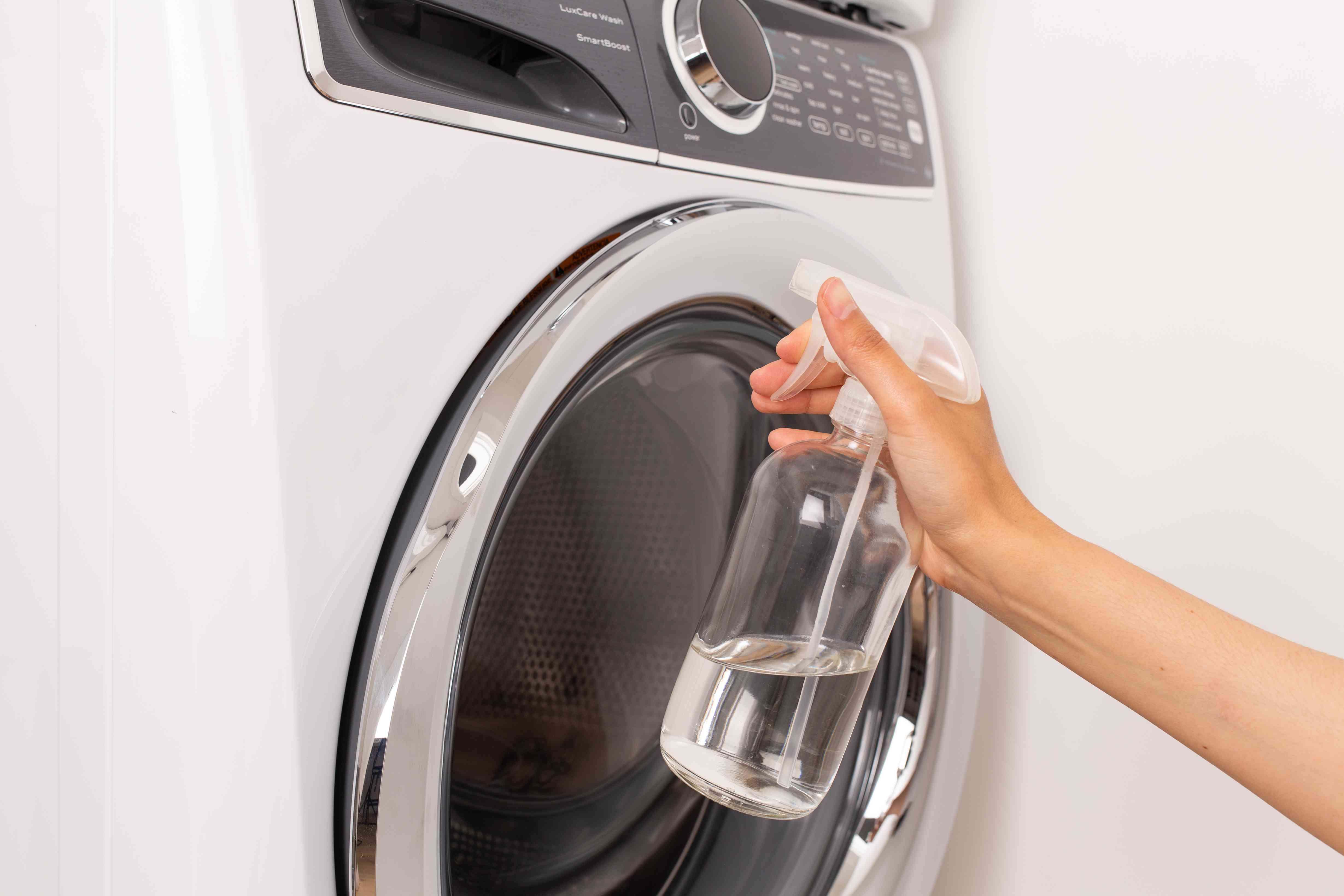 maintaining your front load washer