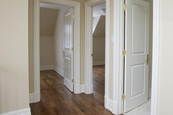 Modern copy 56a49f045f9b58b7d0d7e091 Simple - New wood trim around doors In 2019