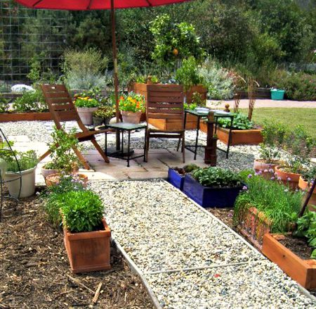 Patio Design Ideas - Patio Pictures and Garden Designs