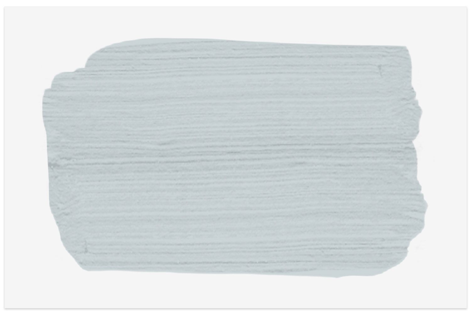 Ash Blue N470-1 paint swatch from Behr