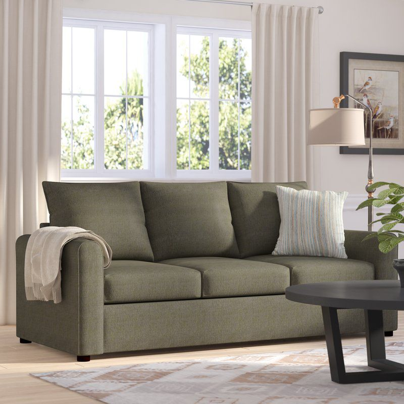 Red Barrel Studio Serta Upholstery Martin House Modern Sleeper Sofa