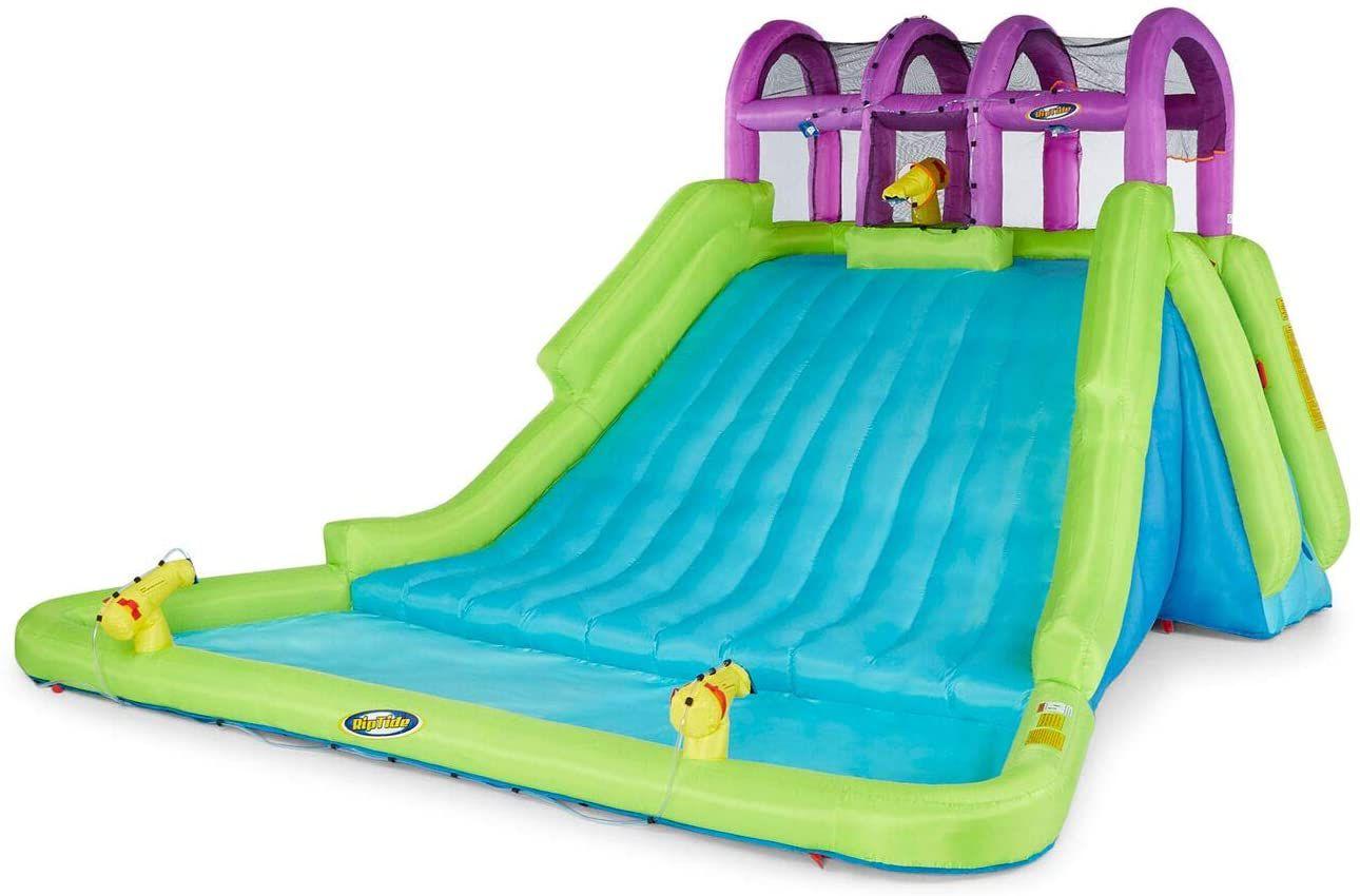 Kahuna 90808 Mega Blast Inflatable Backyard Kids Pool