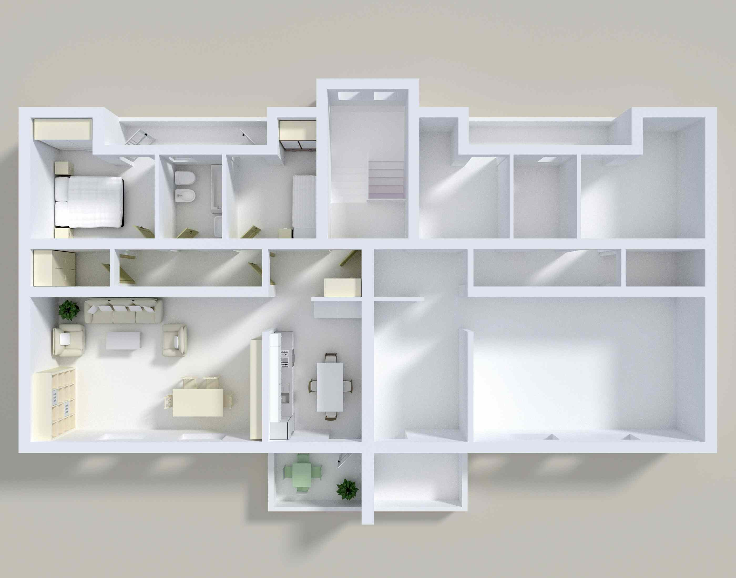 Feng Shui Tips For A Good House Floor Plan