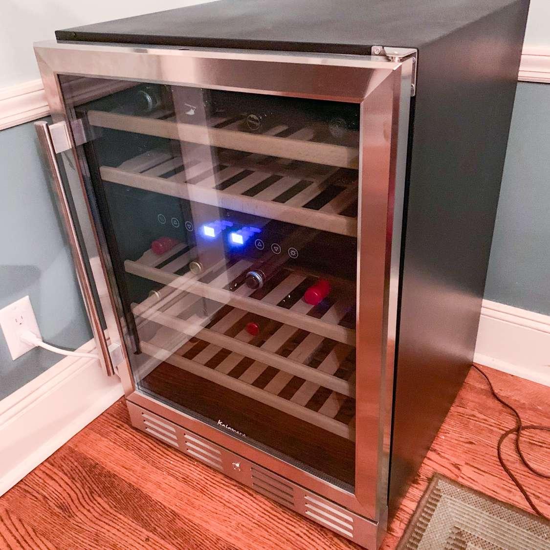 The 8 Best Wine Refrigerators Of 2019
