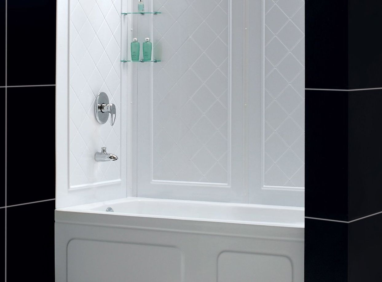 What is a Prefab Shower Stall?