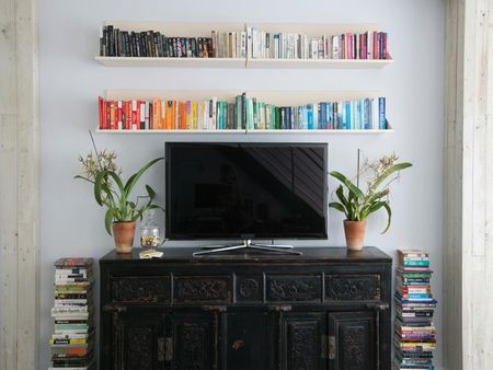 Terrific How To Decorate Around A Tv Home Interior And Landscaping Ologienasavecom