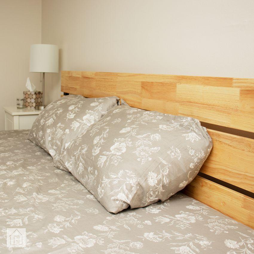 Zinus Paul Metal and Wood Platform Bed