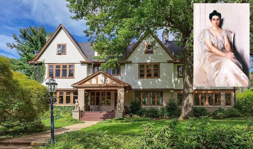 frances cleveland house