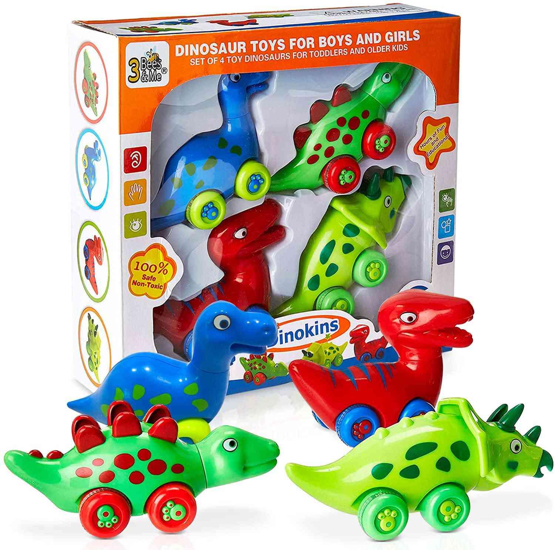 3 Bees & Me Dinosaur Toys