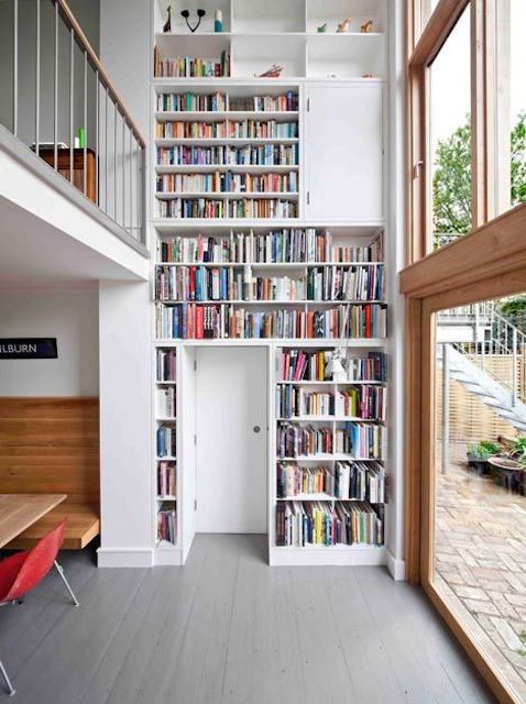 Home Library Design: 25 Stunning Home Library Design Ideas
