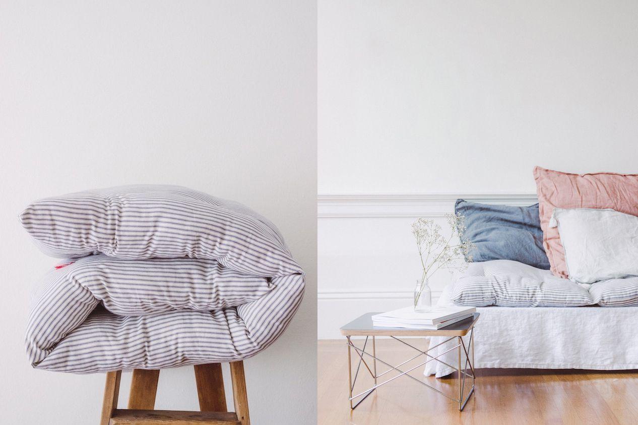 8 ideas for portable floor beds. Black Bedroom Furniture Sets. Home Design Ideas