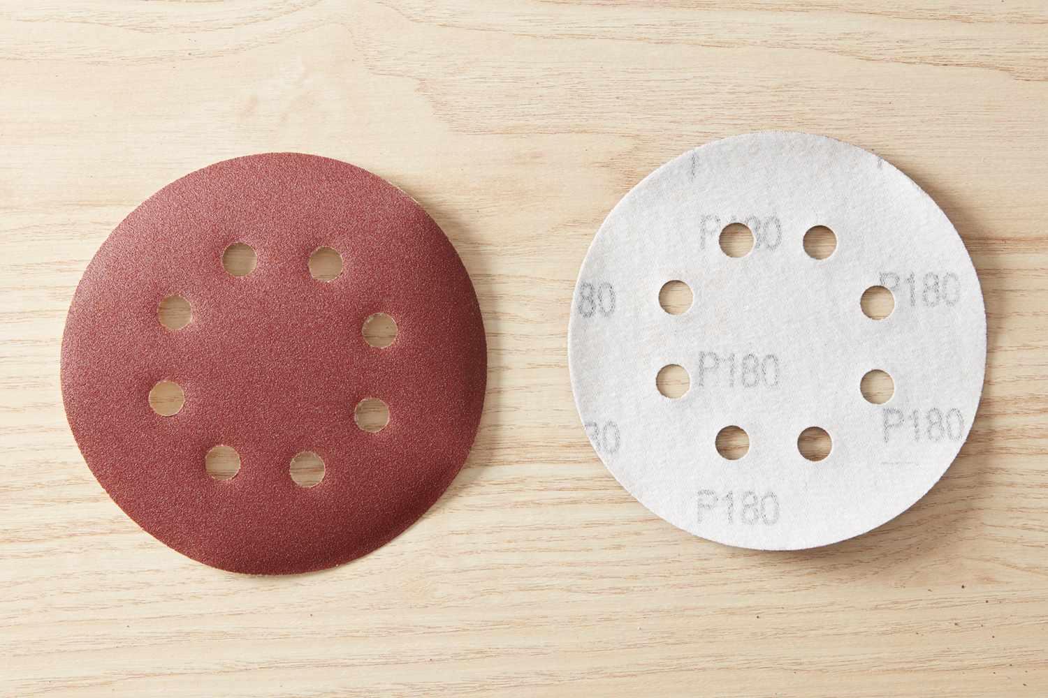 Fine sandpaper 180 grit