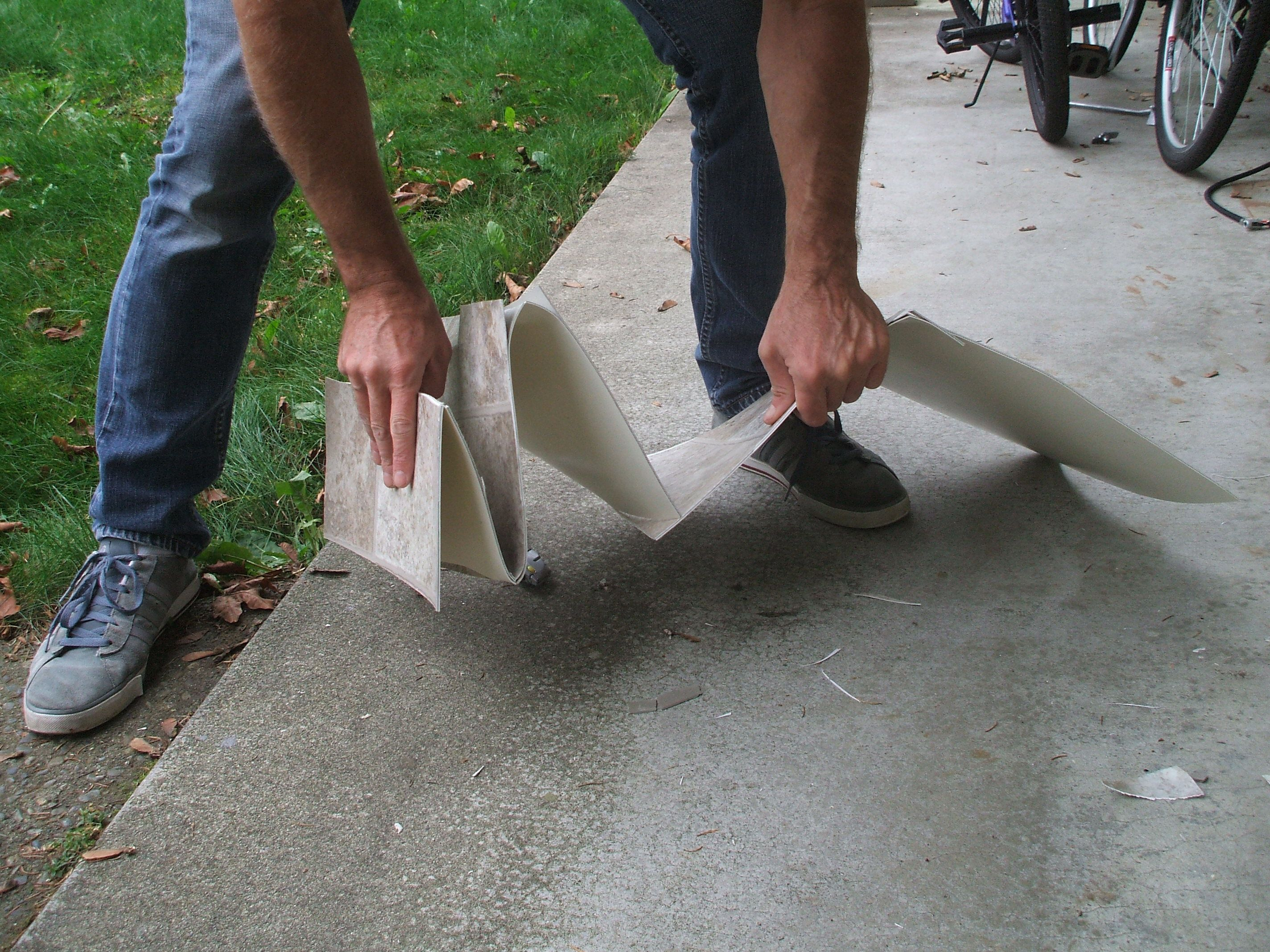 How Remove Vinyl Flooring
