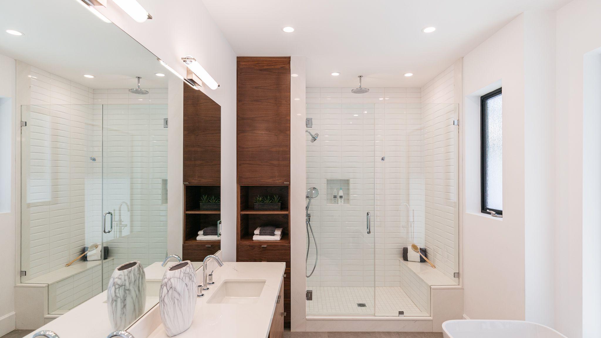 14 Ideas For Modern Style Bathrooms, Trendy Bathroom Decor