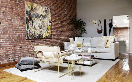 Home Office Loft Design Ideas