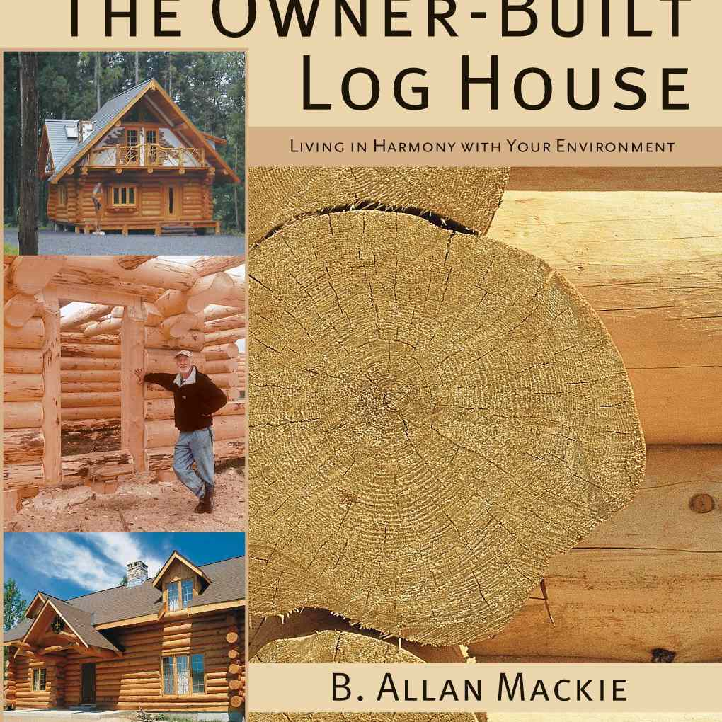 Best Books About Log Homes and Cabins of 2020