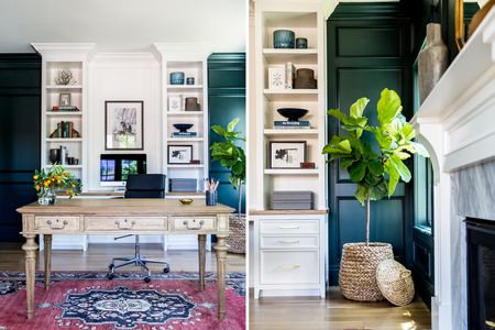 26 Ideas For Decorating With Greenery
