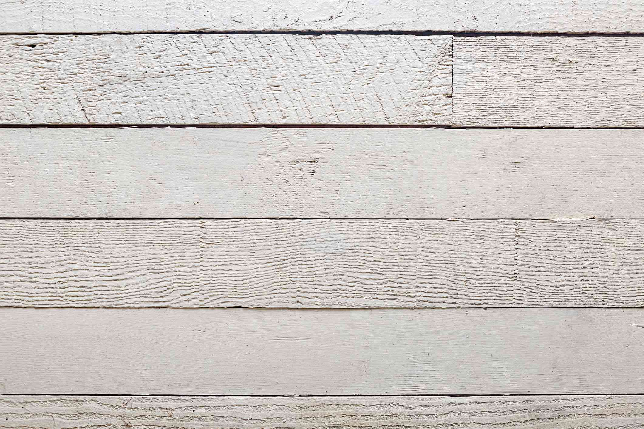 shiplap made from real wood