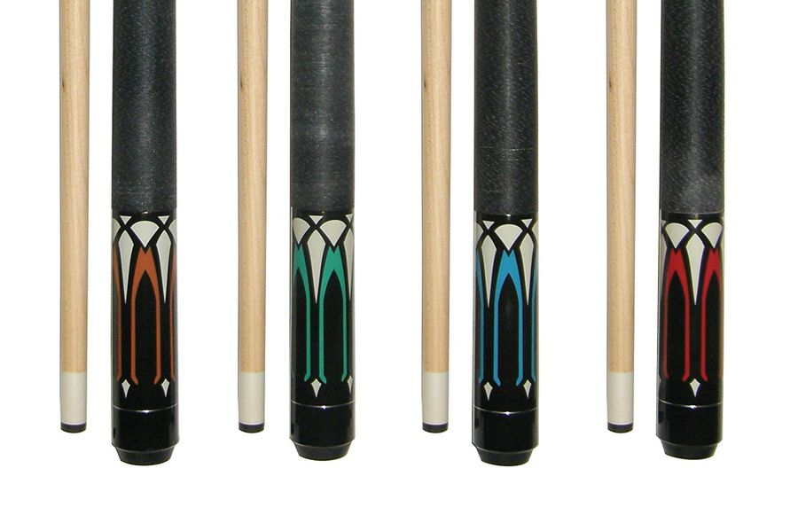 good pool cue for under $200 - two piece cue