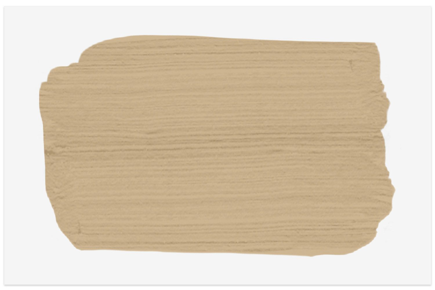 Whole Wheat paint swatch from Sherwin Williams
