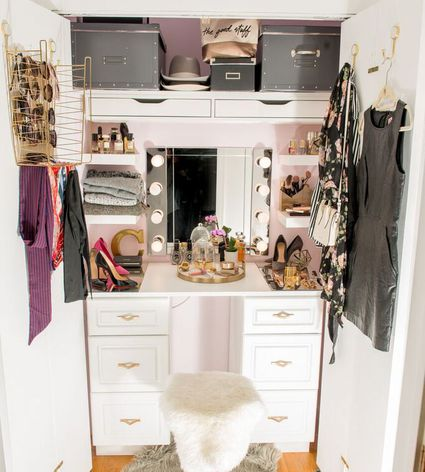 How To Maximize Storage In A Small Closet