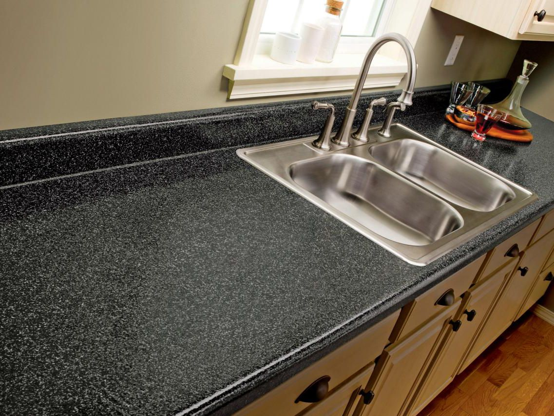 Resurfacing A Countertop With The Countertop Transformations Product