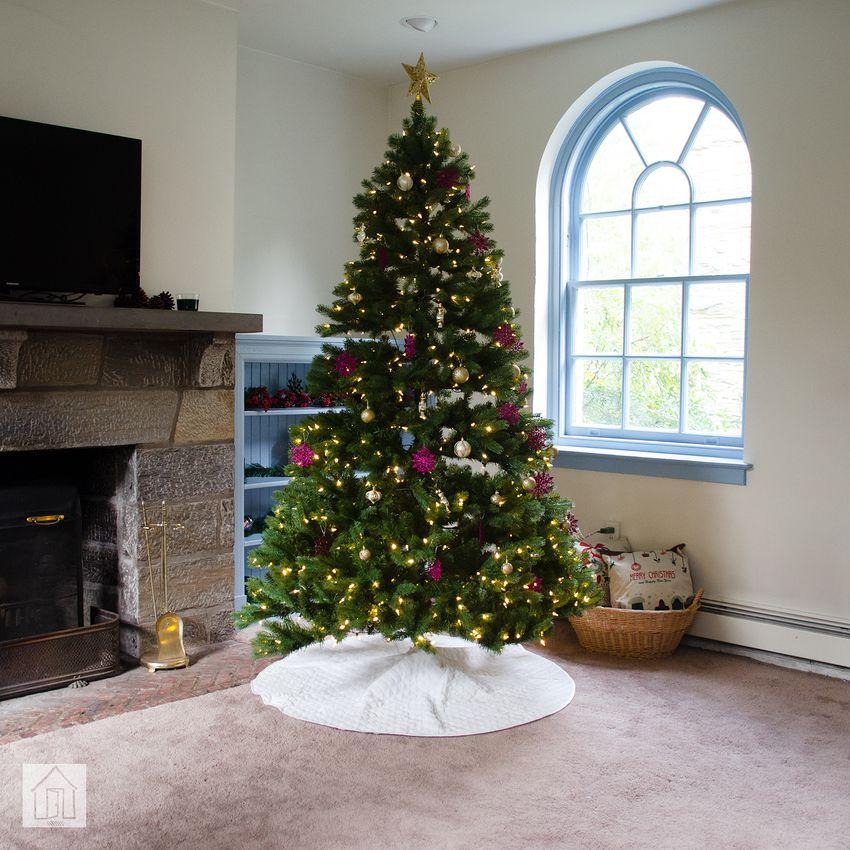 National Tree Company Downswept Douglas Fir Christmas Tree