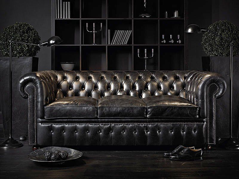 AphroChic: 3 Unsolved Mysteries of the Chesterfield Sofa