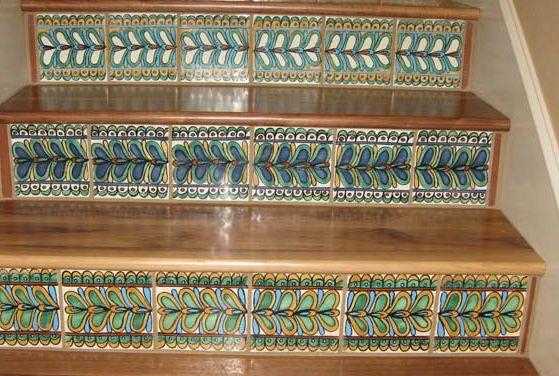 Elevadores de azulejos de escalera