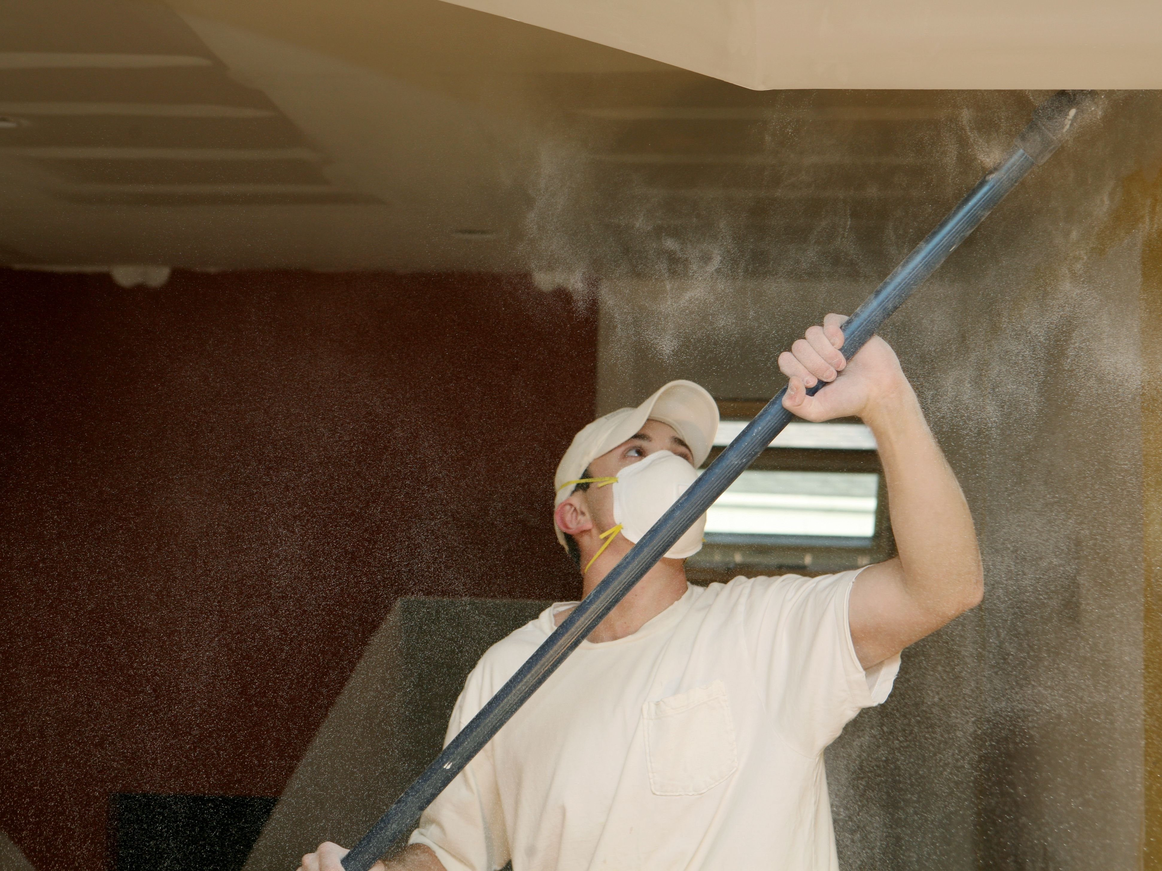 Reducing Drywall Dust During Your Home