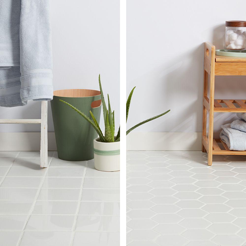 Porcelain Vs Ceramic Tile What S The, Ceramic Or Porcelain Tile For Bathroom